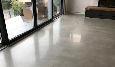 Vancouver Concrete Floors - Polished Concrete floor